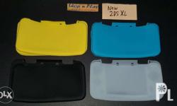 Selling Nintendo New 2DS XL Silicon Case = P300 ea.