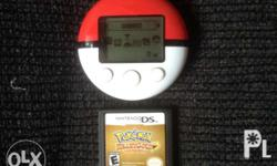 FORSALE.. READ FIRST!!! pokemon heartgold...authentic