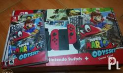 Sale / Swap Nintendo Switch SMO Edition Package Box and