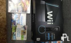 Nintendo Wii Console * Two games (Wii sports,Wii sports