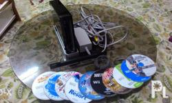 Nintendo Wii package for sale: 1 Wii unit, Black,