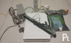 Nintendo Wii US SOFTMODDED Selling this for 6k Comes