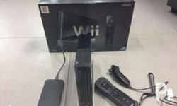 Nintendo Wii 150+ Games Included in Hard Disk 220