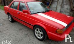 Nissan b12 Good running cindition Tested long drive