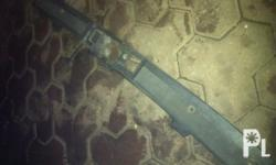 NISSAN CALIFORNIA PARTS rear step sill selling it for