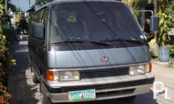 Kondisyon: Gamit na CARAVAN 2ND HAND OWNER LEAVING RUSH