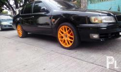 Newly paint, makinis loob at labas, with usb stereo,