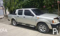Nissan frontier for sale 2003 model Good running