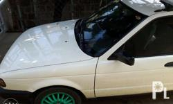 Selling our 97 mdl nissan lec ps gud condition nman