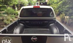 Nissan Navara frontier LE (Seldom Used) First hand 2013