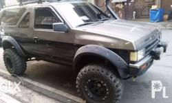 Nissan Pathfinder 4x4 Pick-up for Sale Automatic