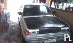 Good day OLXers :) Im selling our nissan sentra (box