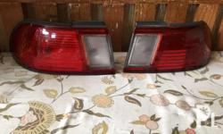 Tail lights for Nissan Sentra B14 Mint condition Rare