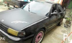 All power, mags 15inchs, with sunroof, cold aircon,