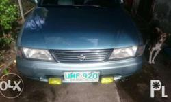 Selling 1996 Nissan Sentra Super Saloon (repost) my