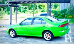 Gawin: Nissan Modelo: Sentra Mileage: 85,000 Kms Taon: