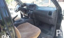 Selling Nissan Serena 1997 - Open deed of sale -