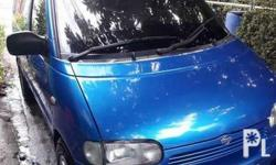 Nissan serena Automatic trans Registered Running