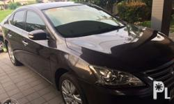 2014 Nissan Sylphy 1.8V, Top of the Line, 6 speed AT