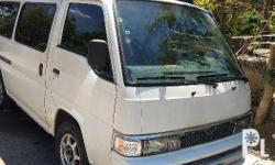 Nissan urvan 2012 model Complete papers 18seaters Good