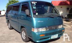 For sale! 620k negotiable UPON VIEWING Nissan Urvan