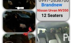 For hire Nissan urvan nv350 12seaters Loc San pedro