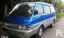 Nissan Vanette 2001 Grand coach edition Manual Power