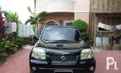 NISSAN X-TRAIL 250X FEATURES: -2004 Model -4x2 -Good as
