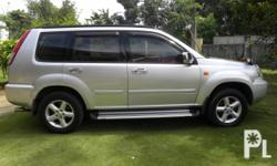 Deskripsiyon 2004 Nissan X Trail Rush For Sale With