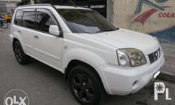 2005 NISSAN X - TRAIL AUTOMATIC TRANSMISSION PRICE :