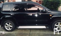 Nissan Xtrail AT 250x 2004 model Well maintained