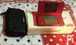 Nitendo DSI Boxes Charger Memory Card Games w/ POUCH