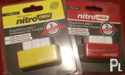 AUTHENTIC Nitro OBD2 is a Plug & Drive device to