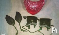 Stock parts 1k nlng lahat Signal light Tailight lens