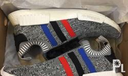 NMD Tricolor size 10 10.5 Bnew limited edition