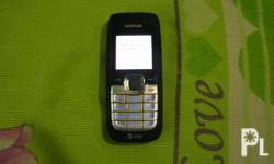 Deskripsiyon nokia2610 come from usa,come with phone