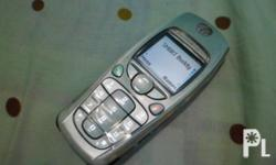 Description selling my nokia 3530 back up phone for