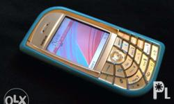 Original Nokia 7610 very good working condition. Can