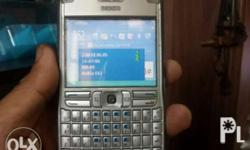 For sale is very good condition Nokia E61 - 1. Txt /