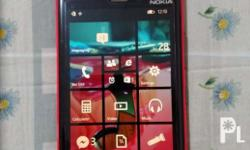 Preloved Nokia lumia 920 Good condition Issue: slight