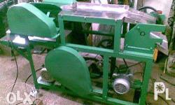 NPhilippineslisted Roller and Cutter Machine with 2