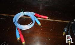 Selling a pair of Nordost Blue Angel Interconnect Cable