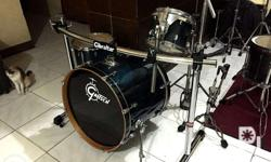 3 pc gretsch catalina birch only (NO SNARE) with