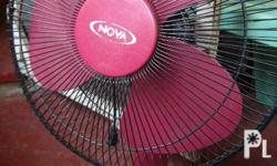 nova deskfan defective 300 pesos only meet at sm