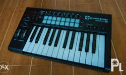 Novation Launchkey 25 USB Midi Keyboard Controller