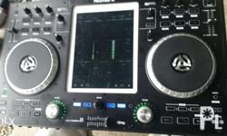 For sale! Numark idj pro. Will include ipad 3. Bought