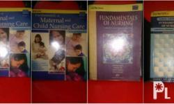 For SALE! Nursing Books Package! -Fundamentals of