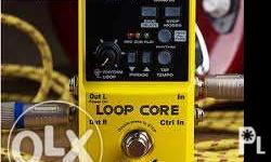 Nux Loop Core Drum Tuner Time Force Mod Force Mg100 MFx10 Mg20 Mg200