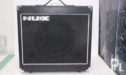 Brand New NUX Guitar Amplifiers Contact Us At