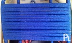 Nylon Back rest Ideal for Jeepney Good Condition RFS: